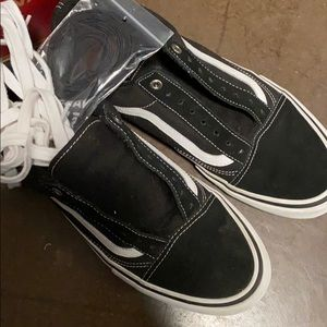 Old Skool Pro men's Vans
